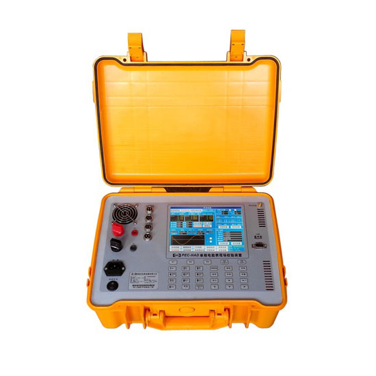 Single Phase Energy Meter Test Equipment with Integrated Voltage and Current Source