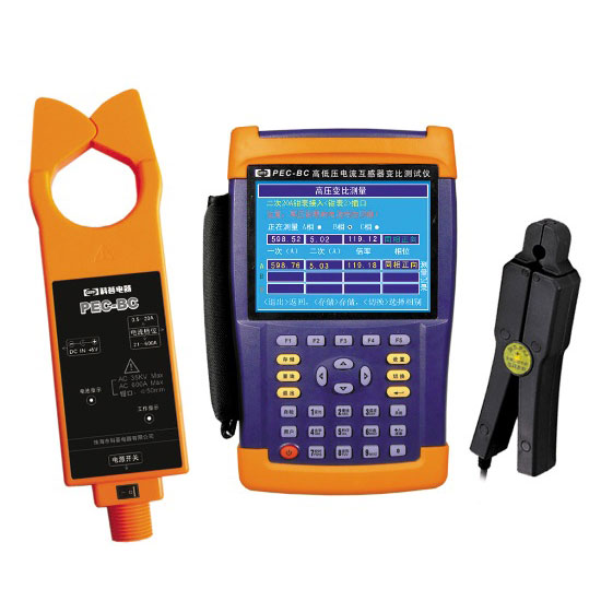 Portable CT Test Equipment